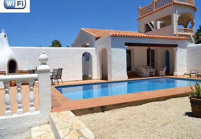 Villa in Javea / Xàbia - Casa Descansa Javea - 5025