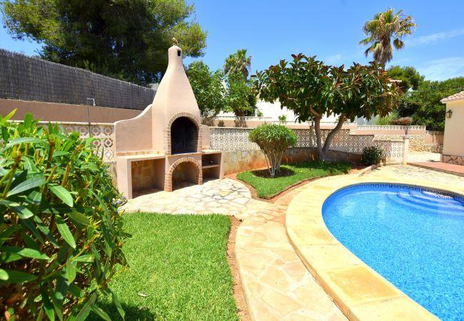 Chalet in Javea - Casa Isabella Javea - 5054