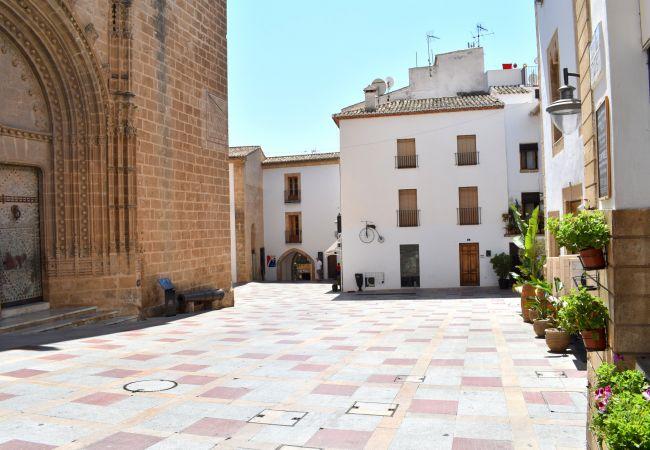 Apartment in Javea - Apartamento Nueva Fontana Javea - 5071-1
