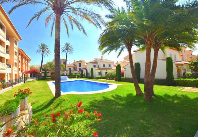 Apartment in Javea / Xàbia - Apartamento Jardines del Mar Javea - 5047