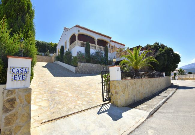Chalet in Javea - Casa Eve Javea - 5094