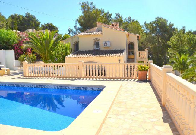 Chalet in Javea / Xàbia - Casa Media Luna Javea - 5030
