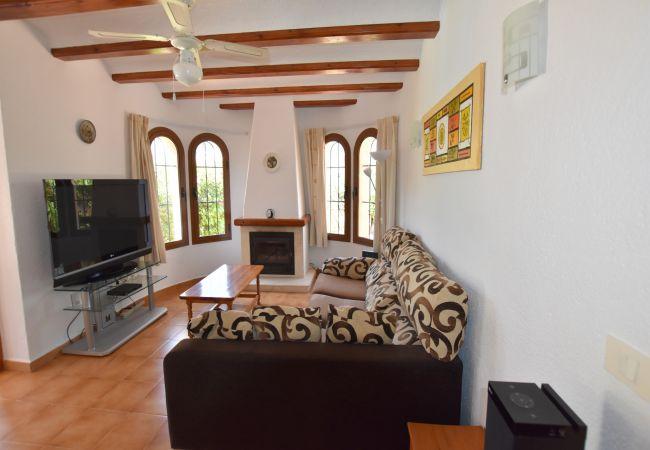Chalet in Javea - Casa Viacien Javea - 5099