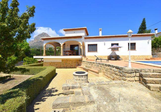 Chalet in Javea / Xàbia - Casa Ana Javea - 5067