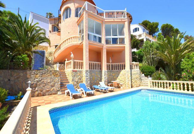 Chalet in Javea / Xàbia - Casa Stefanie Javea - 5077
