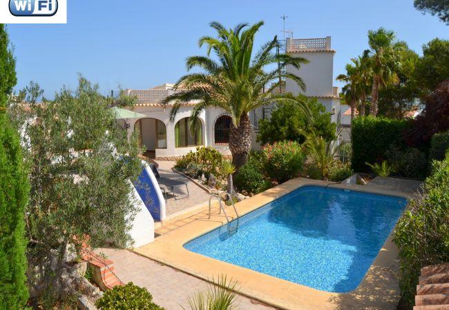 Chalet in Javea / Xàbia - Casa Melisa Javea - 5085