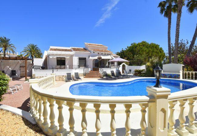Chalet in Javea / Xàbia - Casa Vinya Javea - 5078-1 4p