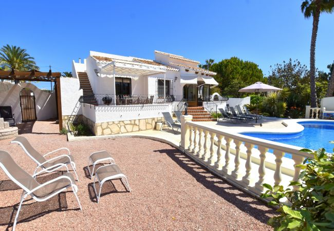 Chalet in Javea - Casa Vinya Javea - 5078-1 4p