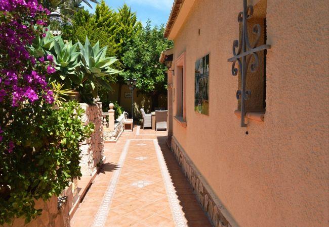 Chalet in Javea - Casa Castillo al Mar Javea - 5062