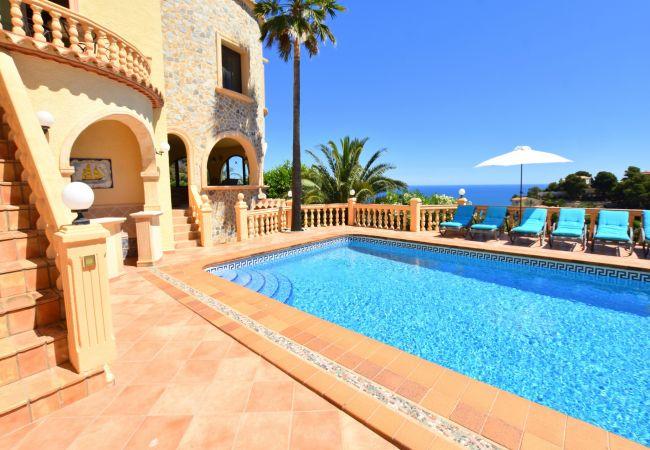 Chalet in Javea - Casa Castillo al Mar Javea - 5062-3
