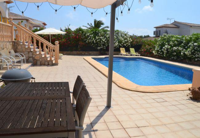 Chalet in Javea - Casa Limon Javea - 5079