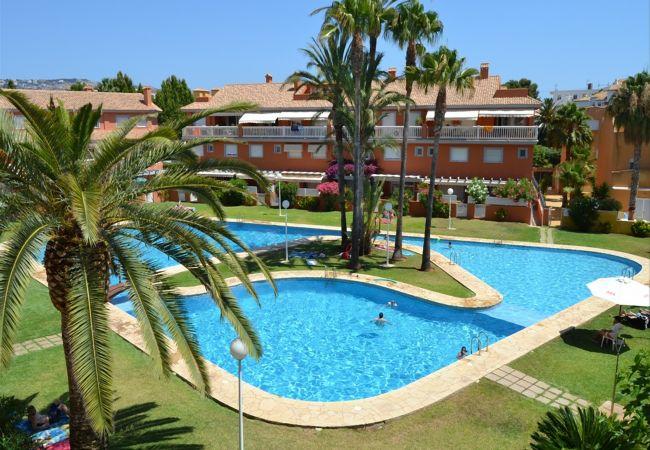 Apartment in Javea - Apartamento Arenal Park Javea - 5086