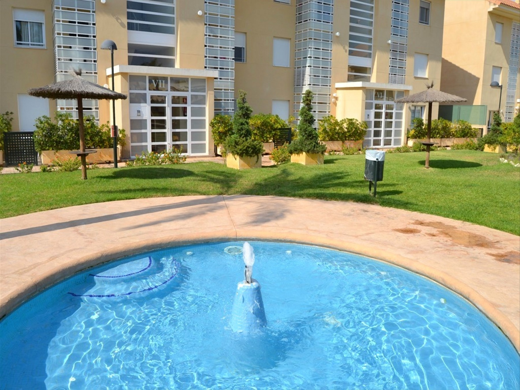 Golden Beach  Apartments Javea