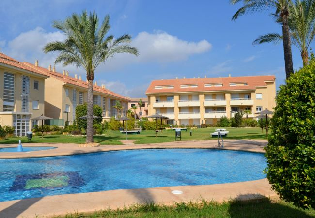 Apartment in Javea / Xàbia - Apartamento Golden Beach II Javea - 5022