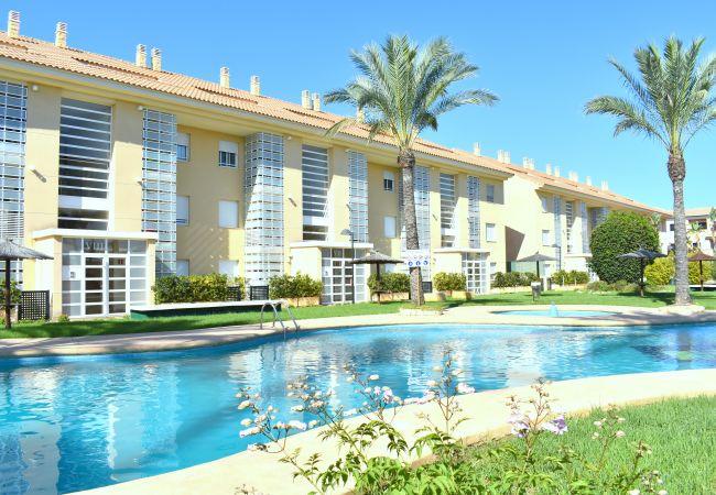 Apartment in Javea - Apartamento Golden Beach II Javea - 5022