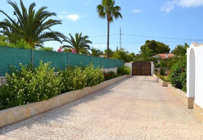 Chalet in Javea - Casa Tadorna Javea - 5089