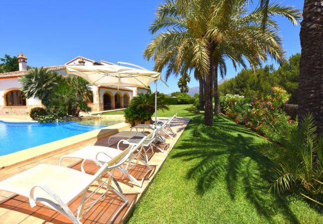 Chalet in Javea / Xàbia - Casa Pollyanna Javea - 5051