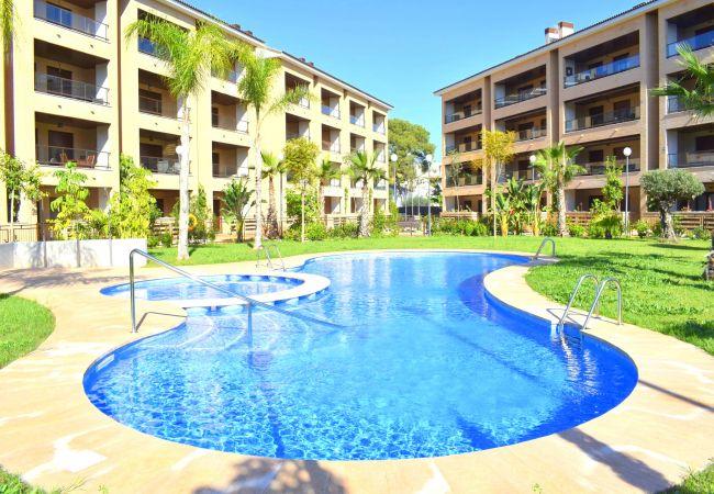 Apartment in Javea / Xàbia - Apartamento Brisas del Arenal Javea - 5053