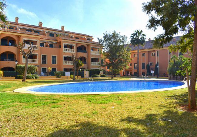 Apartment in Javea - Apartamento Jardines del Puerto Javea - 5050