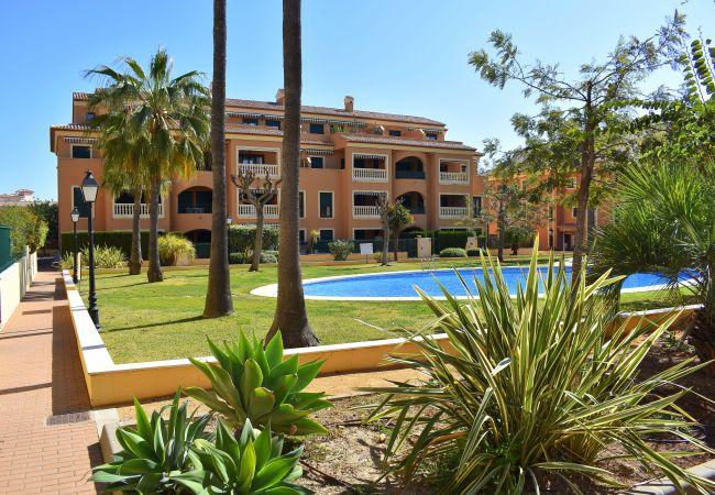in Javea / Xàbia - Apartamento Jardines del Puerto Javea - 5050