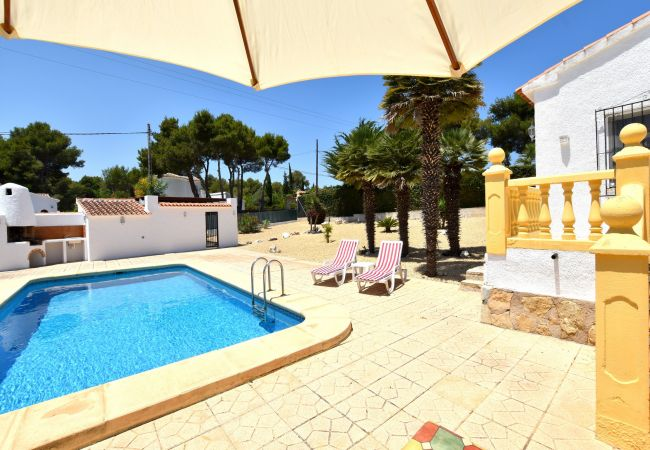 Villa in Javea / Xàbia - Casa Collverd Javea - 5059