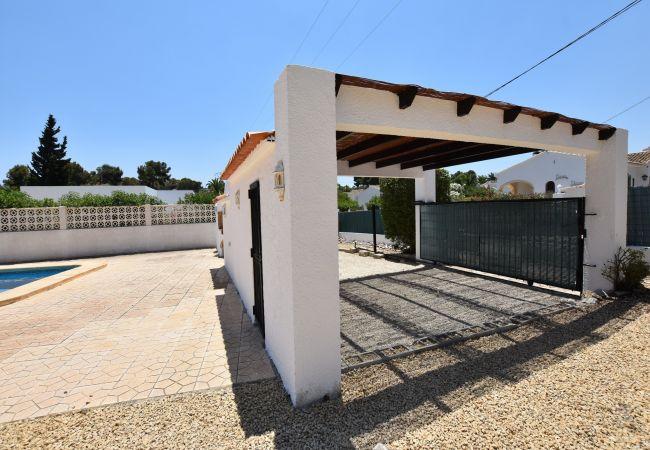 Chalet in Javea - Casa Collverd Javea - 5059