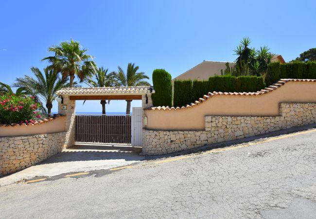 Chalet in Javea - Casa la Barraca Javea - 5055