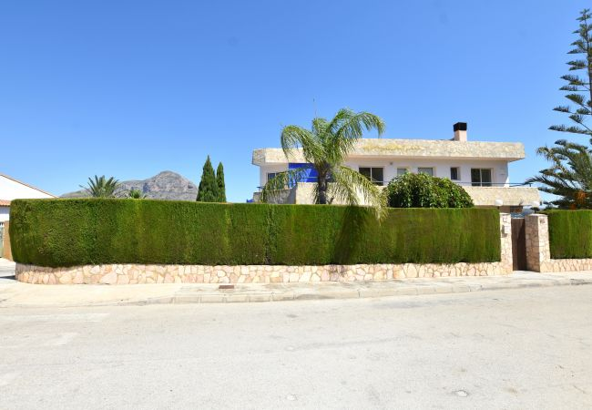 Chalet in Javea - Casa Melero Javea - 5012